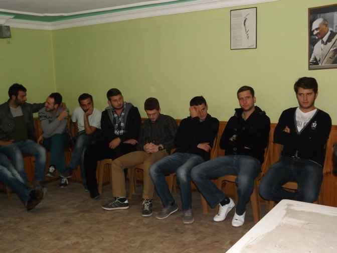 Kışlaçay Köyü Gençliği Başkanlık Seçimi