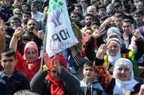 HDP'liler Erenler'de Nevruz'u kutladı