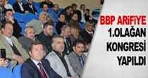 BBP Arifiye 1.Olağan Kongresi Yapıldı