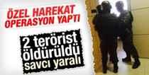Çağlayan'da operasyon bitti! 2 Terörist Ölü.. Savcı Kiraz Yaralı