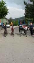 5 Gün Tatili Kışlaçay Köyün de Doya Doya Geçiriyorlar