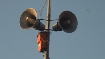 Merkezi Sistem den Polis Siren Sesi