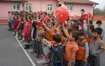 Kışlaçay Köyü 23 Nisan da Nerelerde Kutladı.