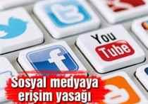 Facebook, Twitter ve YouTube'a erişim sağlanamıyor