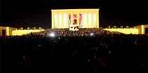 Anıtkabir 24 saat açık