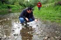 Lapka Deresine Balıklar Sevindiriyor