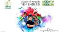 Güçlü Türkiye'nin Yeni Enerjisi Akkuyu Nükleer