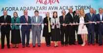 Agora Alışveriş  Merkezi  Açıldı