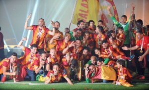****Galatasaray Şampiyon****