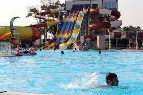 Aquapark bu yıl da sahura kadar açık…