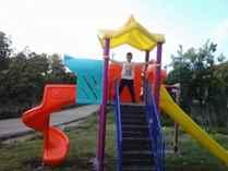 Kışlaçay Mahallesi'ne 3 Çocuk Parkı Kuruldu
