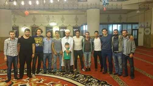 Kışlaçay Gençliğinden Ahmet Ali Kul Sevgisi
