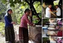 Kışlaçay Köyü Halkımız  Kışlık Yufkalarını Hazırlıyorlar