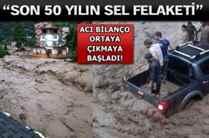 Hopa'da sel felaketi: 8 kişi hayatını kaybetti