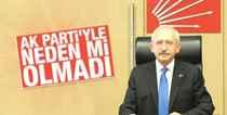 Kılıçdaroğlu'ndan ilk koalisyon açıklaması