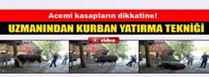 KURBAN NASIL YATIRILIR.UYGULAMA VIDEO