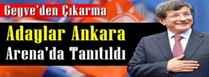 AK Parti Adaylarını Ankara Arena'da Tanıtıyor