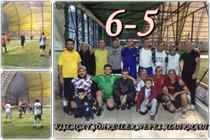 Kışlaçay Şöhretler 6-5 Kışlaçay Genç Şöhretler Maç Sonucu