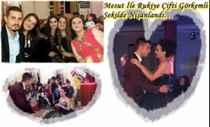 Mesut  ile Rukiye Çifti Görkemli Şekilde Nişanlandı…