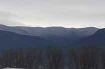 Kışlaçay da  Yılın İlk Karı yükseklere düştü.