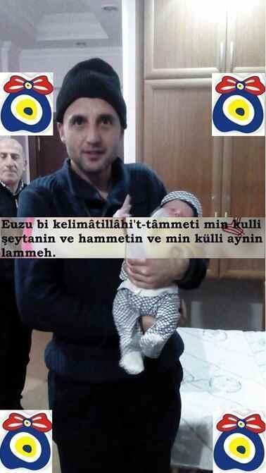 Hoşgeldin Bebek Muhammet Çınar Aldemir