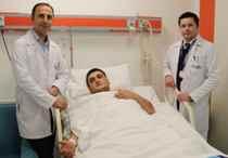 Gürcü Genç Sünnet Olup Müslüman Oldu