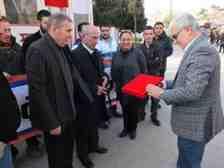 Boğazköy Spor Kan Ver Kahramanım Ol İçin Kızılay da
