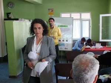 Boğazköy-Kışlaçay Mahallesine Fındık Bakımı Semineri Verildi