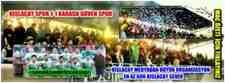 Kışlaçay Spor-Karasugüven Spor 1-1'lerini yediler!