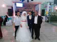 Ayşegül && Yunus Çolak Dünya Evinde