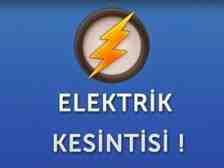 Sakarya Ve Birçok İlde Elektrik Kesintisi