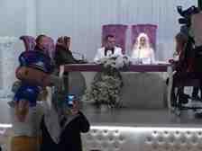 Hanife & Volkan Karaca Çifti Dünya Evinde…