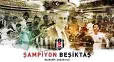 Spor Toto Süper Lig 2015-2016 Sezonu Şampiyonu  Beşiktaş!