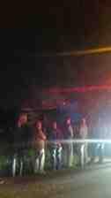 Çınardibi Mahallesinde'ki Yangın Korkuttu!!