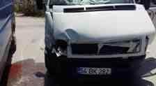 O Vatandaşımız Trafik Kazası Geçirdi!!!