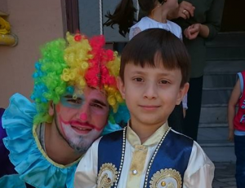 Alperen Ve Atakan Erkekliğe İlk Adım Attı.