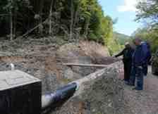 Yenihaber Akçay Barajı'nda gövde yükseliyor…