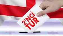 Gürcistan'daki Seçimlerin İkinci Turu Yapılıyor!!