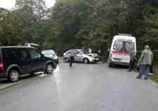 Kışlaçay'dan Geçen Araçlar Ve Sürücü Terörü!!!