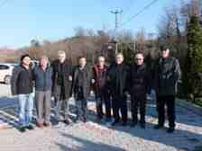 YeniHaber : Boğazköy Mahallesine Ziyaret Ettiler!!