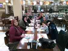 Kışlaçay Köyü Bayanları Beylik Kebapta Buluştu!!!