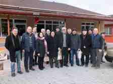 Yenihaber Boğazköy Mahallesini Ziyaret Ettiler
