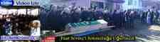 Fuat Sevinç'in Cenazesini Sevenleri Yanlız Bırakmadı!