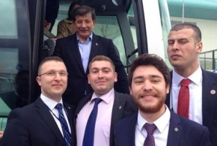 AK Parti Arifiye Gençlik Kolları Başkanı İstifa Etti!!