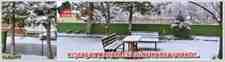 Kışlaçay Mahallesi Güne Kar Yağışı İle Başladı!!