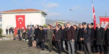 Çanakkale Şehitleri Sakarya'da yad edildi