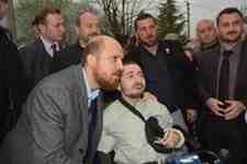Bilal Erdoğan Sakarya Ziyaretine Karaçam'dan Başladı.