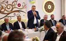Başkan Toçoğlu Muhtarlar Toplantısı Tarihi Bir Kararın Arefesindeyiz