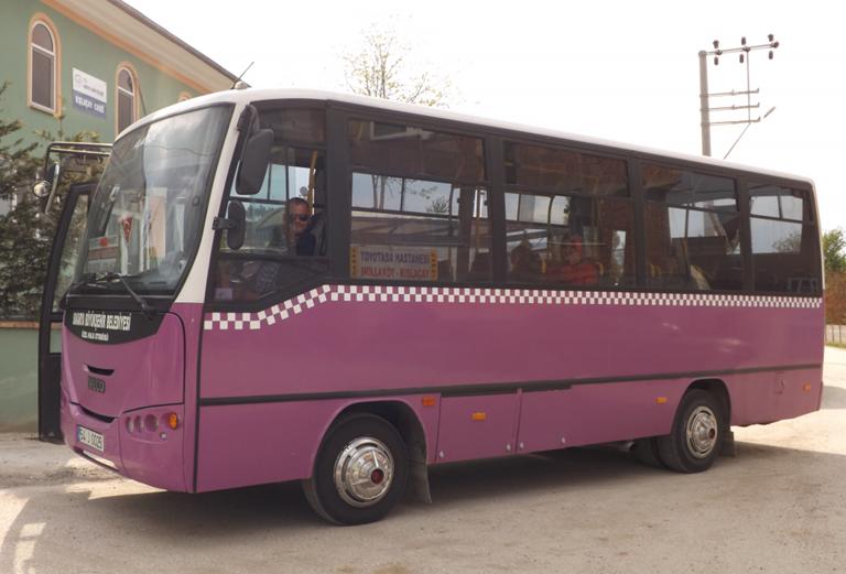 Kışlaçay Halk Otobüsü Kış Saati Uygulaması Bu Gün Başladı!!