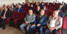 Arifiye İlçe Muhtarları ile buluşma toplantısı yapıldı!!